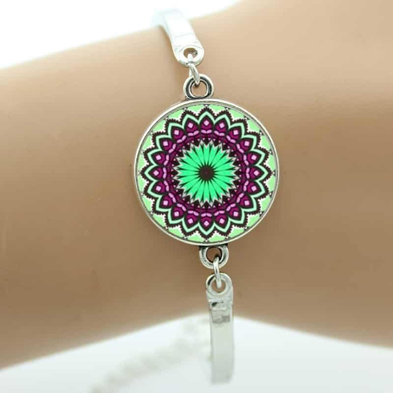 Tafree Brand Indian Henna Yoga Jewelry Om Symbol Buddhism Zen